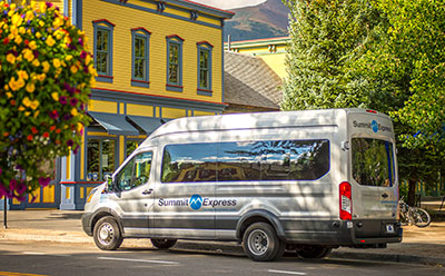 Breckenridge Airport Transportation